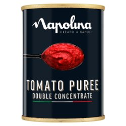 Napolina Double Concentrate Tomato Puree 142g