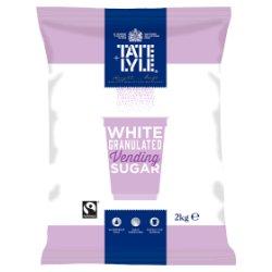 Tate & Lyle Sugars Fairtrade Vending Sugar 2kg