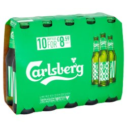 Carlsberg Lager 10 x 330ml