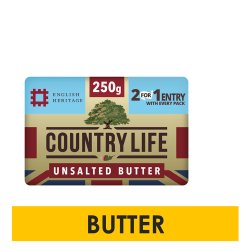 Country Life Unsalted