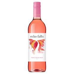 Echo Falls Italy Pinot Grigio Rosé 75cl