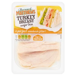 Bernard Matthews Turkey Breast Wafer Thin 120g