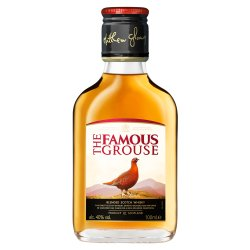The Famous Grouse Finest Blended Scotch Whisky 100ml