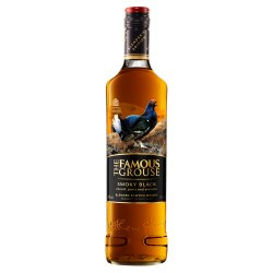 The Famous Grouse Smoky Black Blended Scotch Whisky 700ml