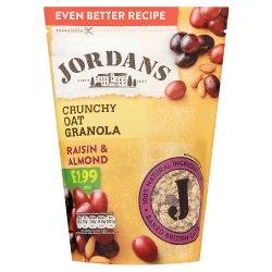 Jordans Crunchy Oat Granola Raisin & Almond 450g