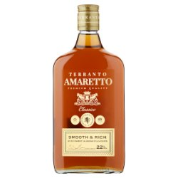 Terranto Amaretto Smooth & Rich 70cl