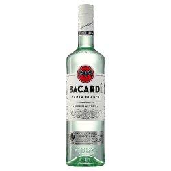 BACARDI Carta Blanca Rum 70cl