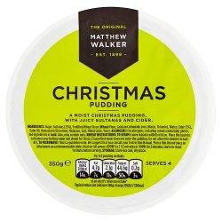 Matthew Walker Christmas Pudding 350g