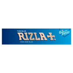 Rizla King Size Slim Blue 32s