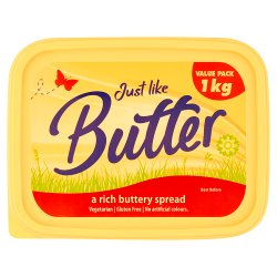 Just Like Butter Buttery Spread PM GBP1.50