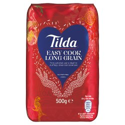 Tilda Easy Cook Long Grain 500g