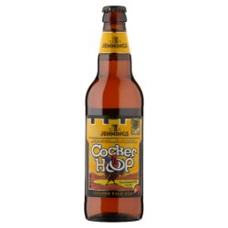 Jennings Cocker Hoop Golden Pale Ale 500ml
