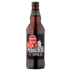 Marston's Pedigree Amber Ale 500ml