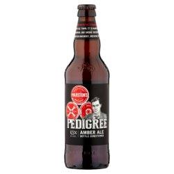 Marston's Pedigree Amber Ale 500ml