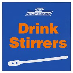 RY Quality Caterpack 1500 Drink Stirrers