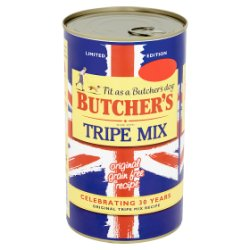 Butcher's Tripe Mix Dog Food Tin 1200g