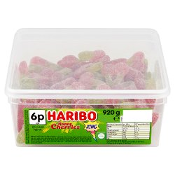 HARIBO Happy Cherries Z!NG 920g