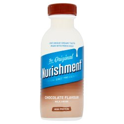 Nurishment Original Chocolate Flavour Milk Drink 330ml