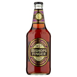 Shepherd Neame Bishops Finger Strong Ale 500ml