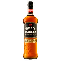 Whyte & Mackay Blended Scotch Whisky 70cl