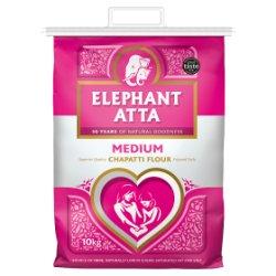 Elephant Atta Medium Chapatti Flour 10kg