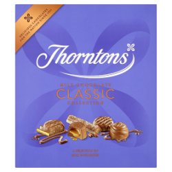 Thorntons Milk Chocolate Classic Collection 248g