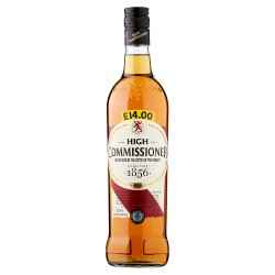 High Commissioner Blended Scotch Whisky 70cl PMP £14