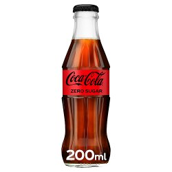 Coca-Cola Zero Sugar 200ml