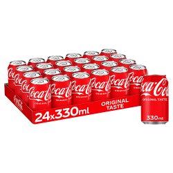 Coca-Cola Original Taste 330ml