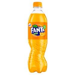 Fanta Orange 12 x 500ml PM £1.09