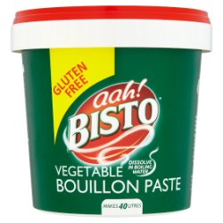 Bisto Vegetable Bouillon Paste 1kg