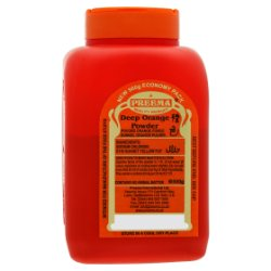 Preema Deep Orange Powder 500g
