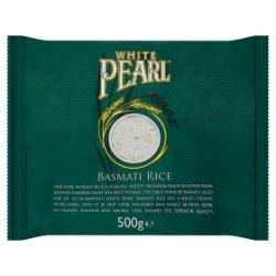 White Pearl Basmati Rice 500g