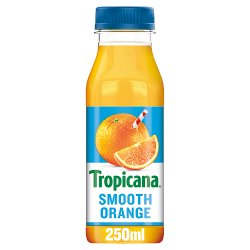 Tropicana Smooth Orange Juice 250ml