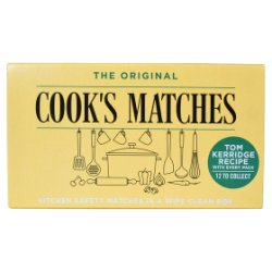 Cook's Matches The Original Kitchen Safety Matches