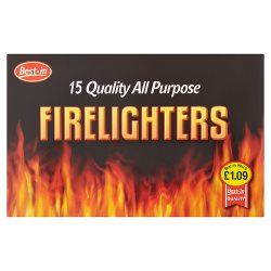 Bestin Firelighters PM £1.09