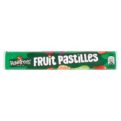 Rowntree's Fruit Pastilles Sweets Tube 52.5g