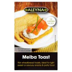 Aleyna Melba Toast 100g