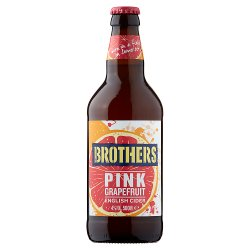 Brothers Pink Grapefruit English Cider 500ml