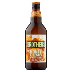Brothers Honeycomb English Cider 500ml