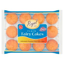 Regal Bakery Classic Fairy Cakes 280g