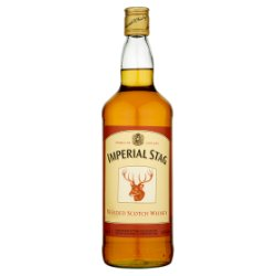 Imperial Stag Blended Scotch Whisky 1 Litre