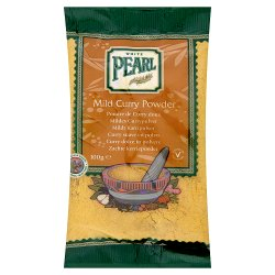White Pearl Mild Curry Powder 100g