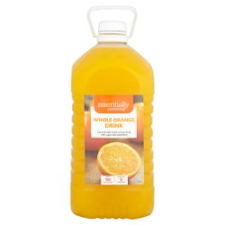 Essentially Catering Whole Orange Drink 5L