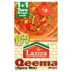 Laziza International Qeema Masala Spice Mix 100g