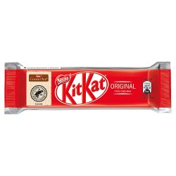 Kit Kat 2 Finger Chocolate Biscuit Bar 20.7g