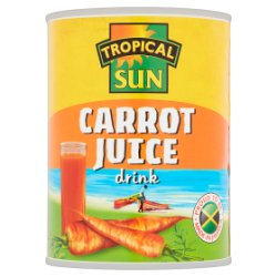 Tropical Sun Carrot Juice Drink 540ml