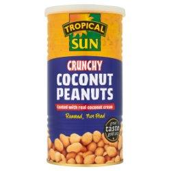 Tropical Sun Crunchy Coconut Peanuts 300g