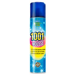 1001 Mousse for Carpets & Upholstery 350ml