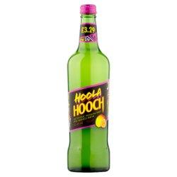 Hooch Hoola Alcoholic Passion Fruit and Mango Brew 70cl